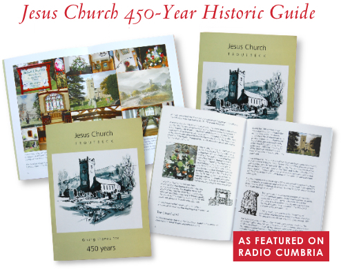 jesus church historic guide